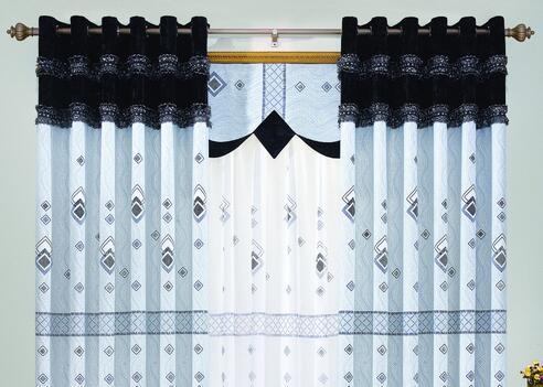窗帘杆安装的具体步骤
