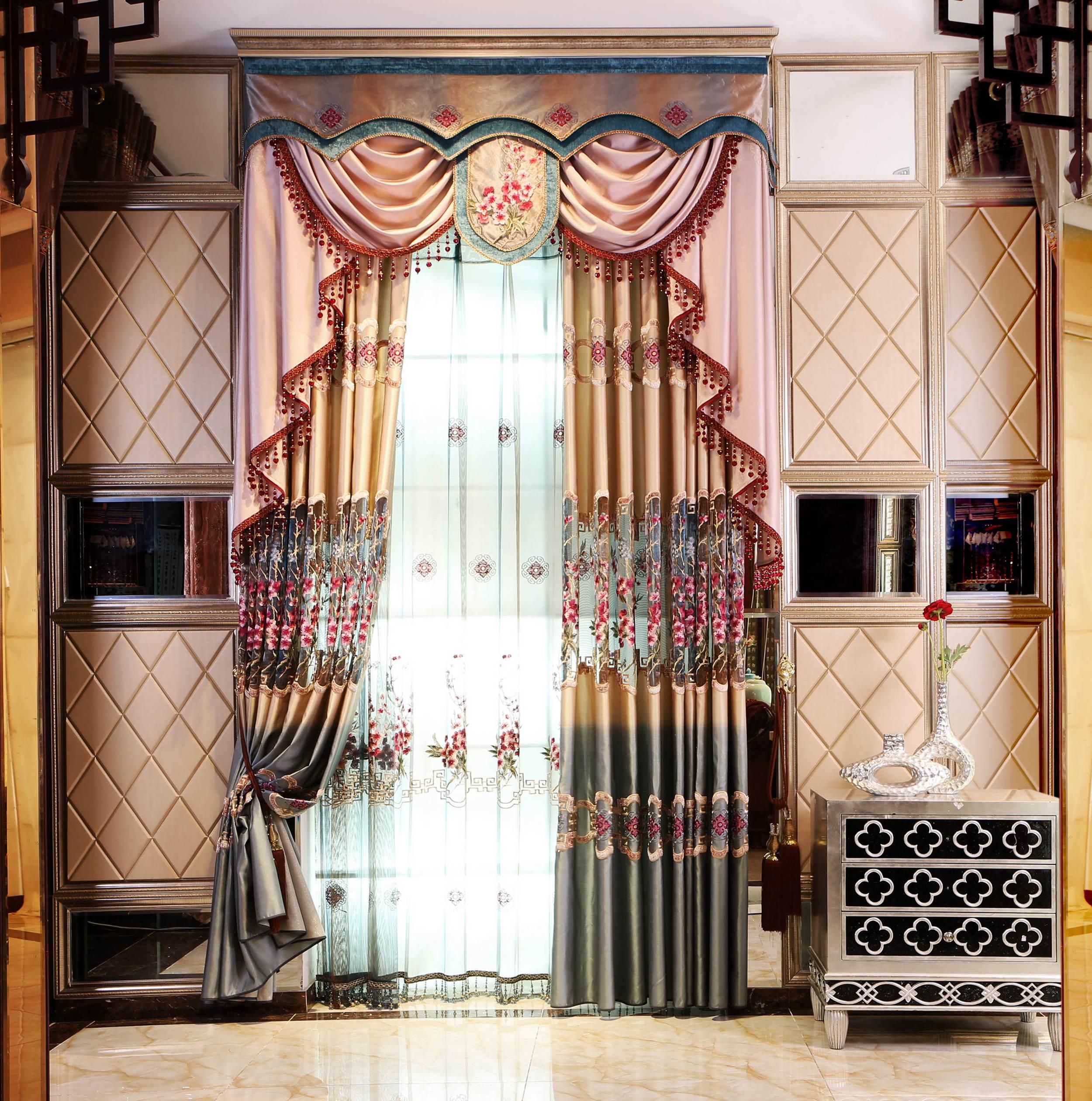 斜窗窗帘做法_窗帘的朝向也会影响窗帘制作方法,这些你都知